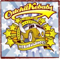 Catch it Kebabs - Return of the Kebabulance CD